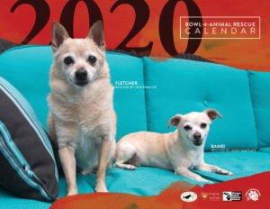 Bowl 4 Animal Rescue Calendar